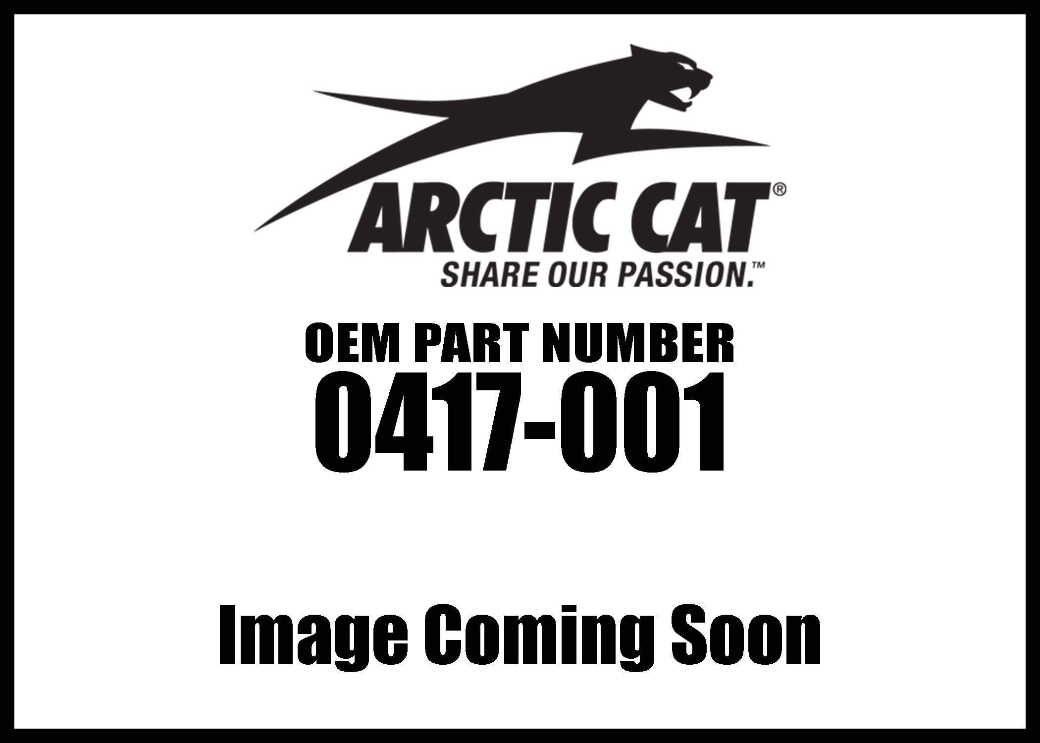 Arctic Cat 1997-2005 Atv 500 4X4 Atv 400 4X4 Pad Fuel Tank 0417-001 New Oem