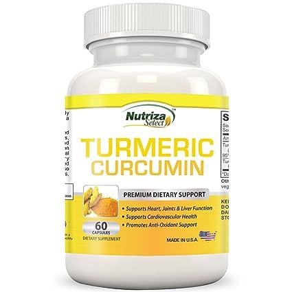 Nutriza Select - Compresse di curcuma in polvere - Contiene ...