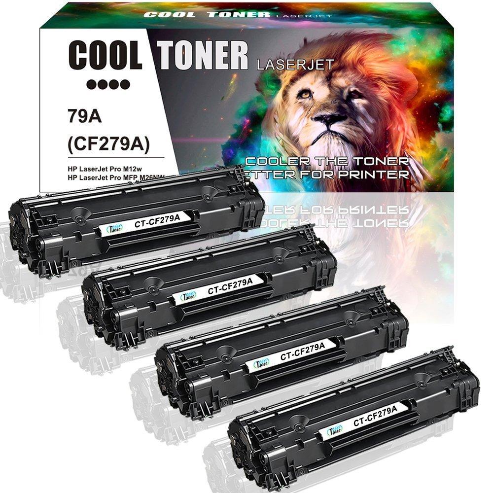 Cool Toner Compatible para HP Laserjet Toner CF279A 79A Cartuchos ...