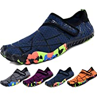 Eagsouni Mens Womens Water Sports Shoes Hiking Shoes Quick Drying Barefoot Outdoor Trail Running Sneakers