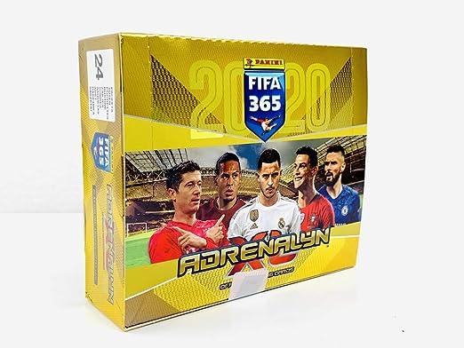 Panini- Adrenalyn XL FIFA 365-Lote de 24 coleccionables (Temporada ...