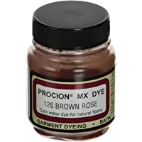 Jacquard PMX-1126 Procion Mx 2/3Oz Brown Rose Fabric Dye