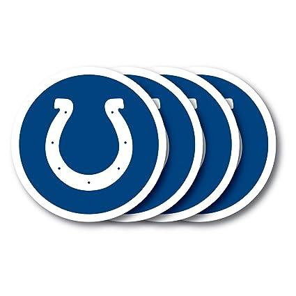 Amazon.com: Indianapolis Colts Posavasos (Juego de 4 ...