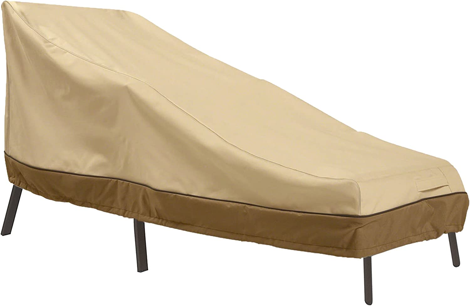 - Amazon.com : Classic Accessories 78952 Veranda Water-Resistant 66 Inch  Patio Chaise Lounge Cover, Pbbl Earth Bark, ONE SIZE : Patio Chaise Lounge  Covers : Garden & Outdoor