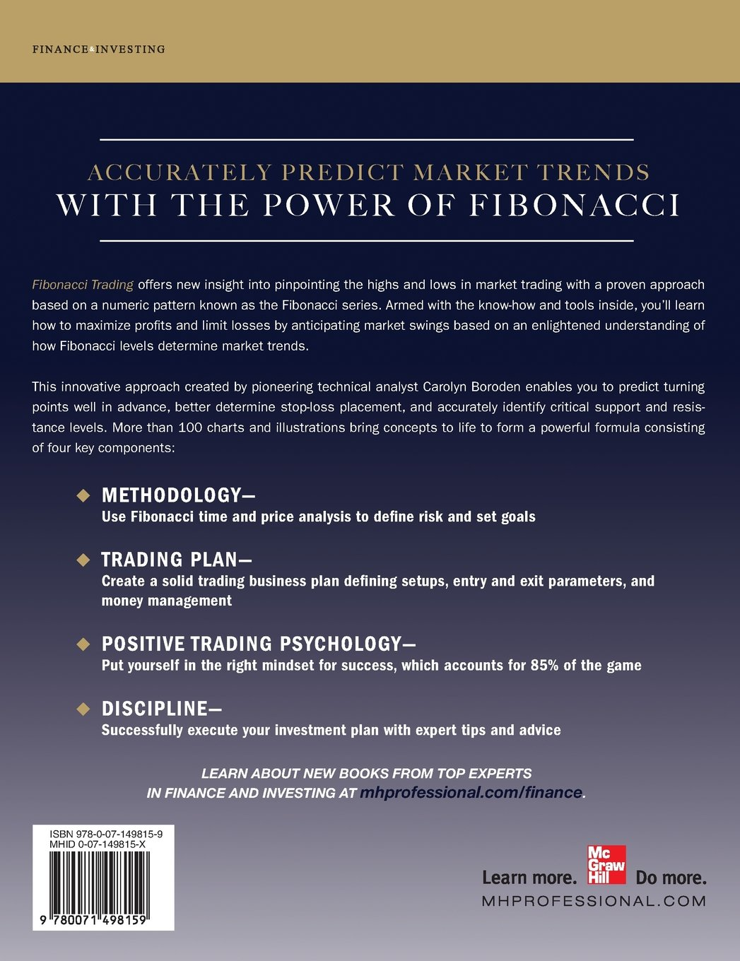 Fibonacci Trading: How to Master the Time and Price Advantage by imusti