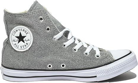 Star Glitter Silver Sparkle