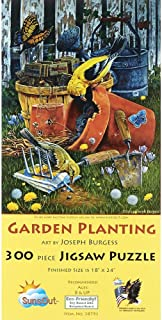 product image for Garden Planting 300 pc Jigsaw Puzzle - Garden Theme - by SunsOut