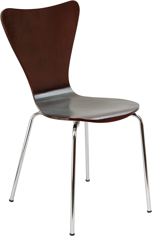 Legare CHEP-110 Bent Plywood Chair Espresso