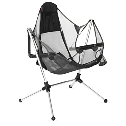 Pleasing Nemo Stargaze Recliner Luxury Camping Chair Graphite Dailytribune Chair Design For Home Dailytribuneorg