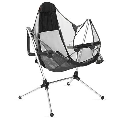 Swell Nemo Stargaze Recliner Luxury Camping Chair Graphite Evergreenethics Interior Chair Design Evergreenethicsorg