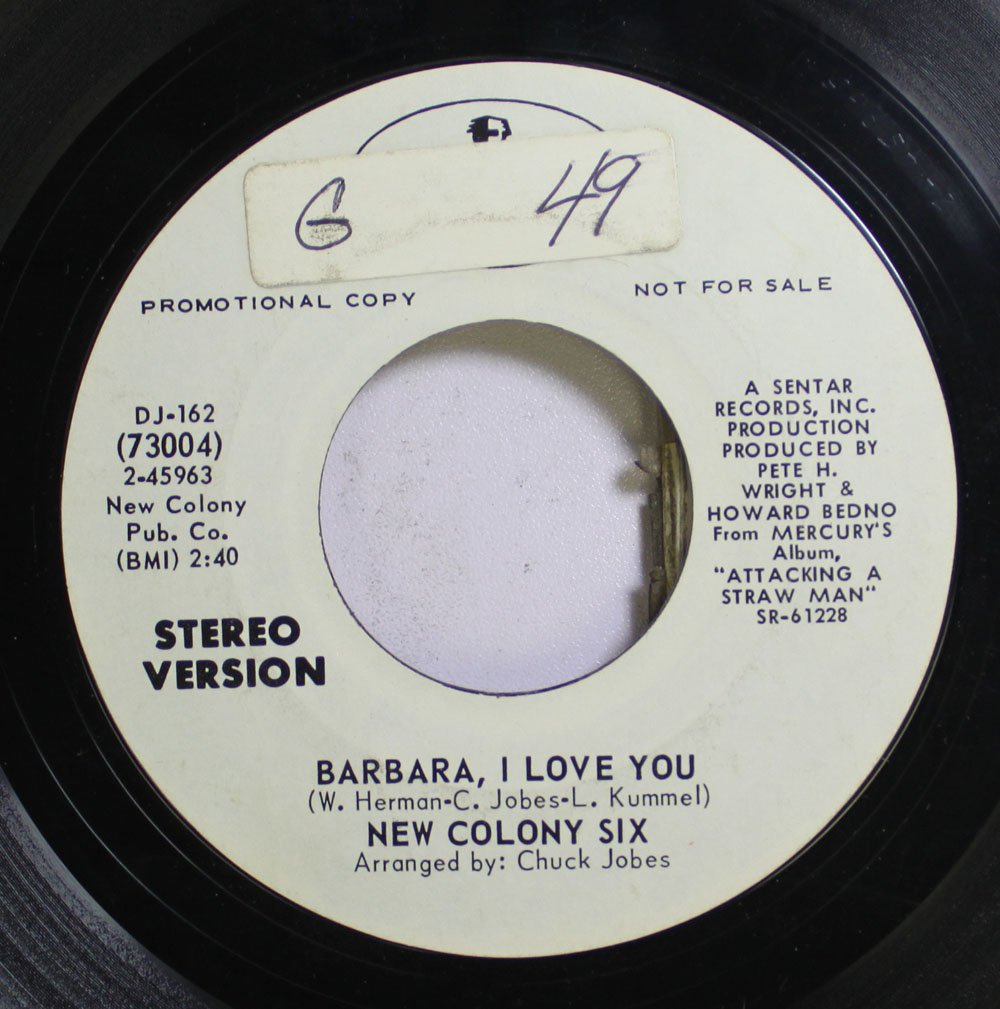 Image result for barbara i love you new colony six single images