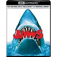 Jaws - 4K Ultra HD + Blu-ray + Digital