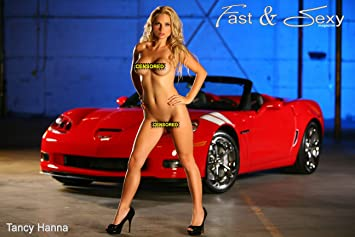 Corvette nude shows