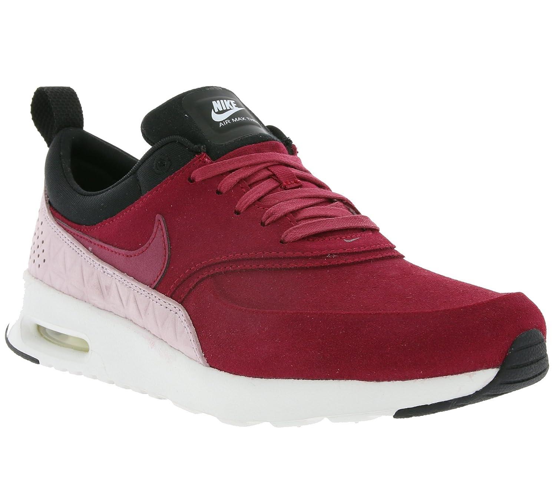 Nike 845062-001, Zapatillas de Deporte para Mujer 40 EU|Rojo