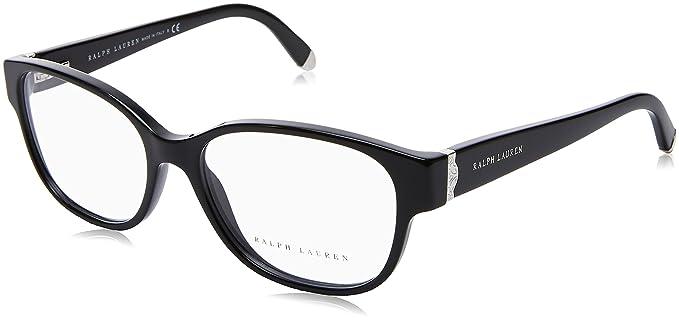 Ralph Lauren 0Rl6112, Monturas de Gafas para Mujer, Black, 54: Amazon.es: Ropa y accesorios