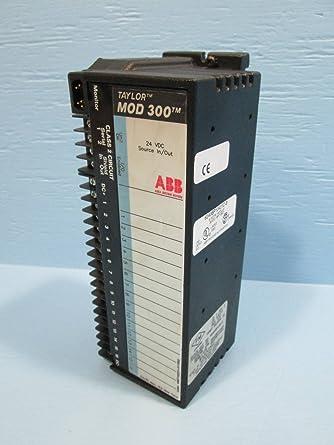 ABB 6240BP10421C-S Taylor MOD 300 Module 6231BP10421CS PLC