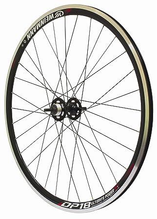Wilkinson - Rueda trasera para bicicleta de piñón fijo (700 C, 32 radios)