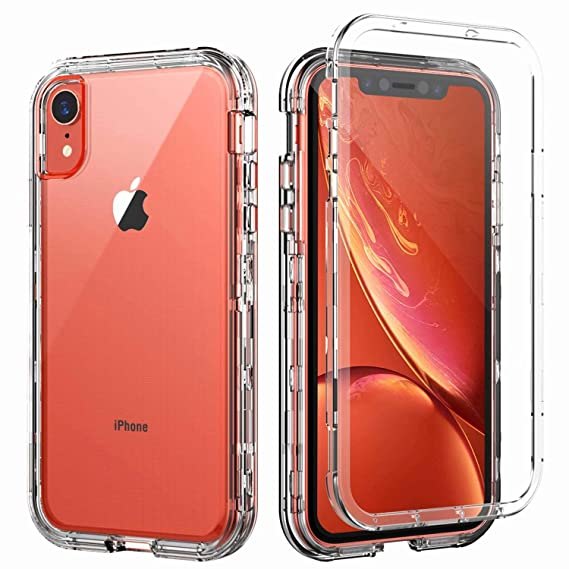 iphone front and back case xr