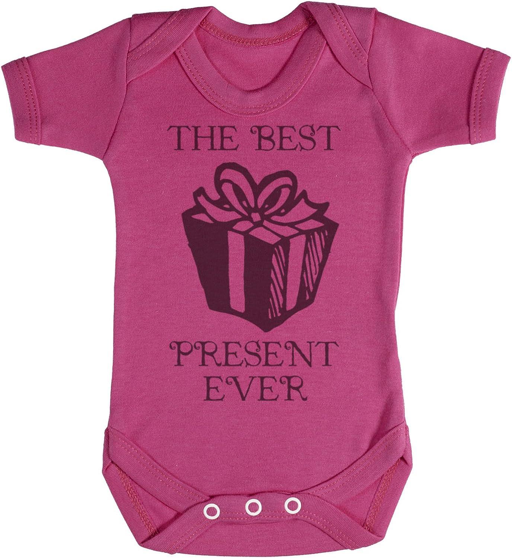 Cadeau B/éb/é Fille Body B/éb/é Fille 100/% Coton Body B/éb/é Gar/çon Cadeau B/éb/é Gar/çon TRS Clothing The Best Present Ever Babycadeau B/éb/é