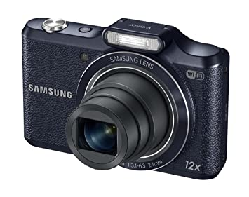 Samsung WB50F 16 2MP Smart WiFi & NFC Digital Camera with 12x Optical Zoom  and 3 0