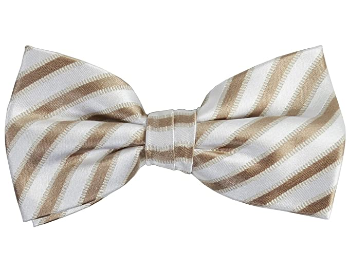 f994a569c3a8 Image Unavailable. Image not available for. Color: Paul Malone Silk Bow Tie  ...