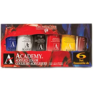 best selling Grumbacher Academy