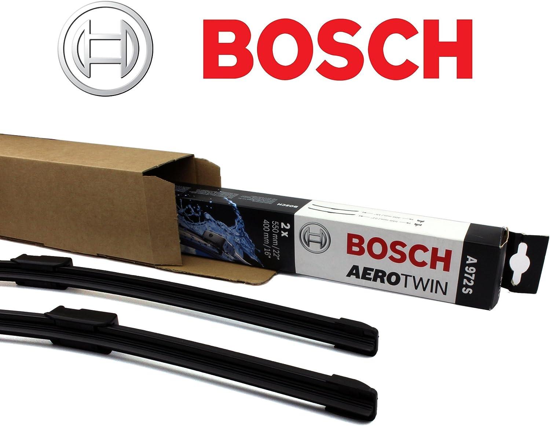Bosch Aerotwin A 103 S Scheibenwischerset Wischerblatt Satz Wischer Vorne 700 530 Mm 2 Ersatzgummis 2x T10 Lampen Auto