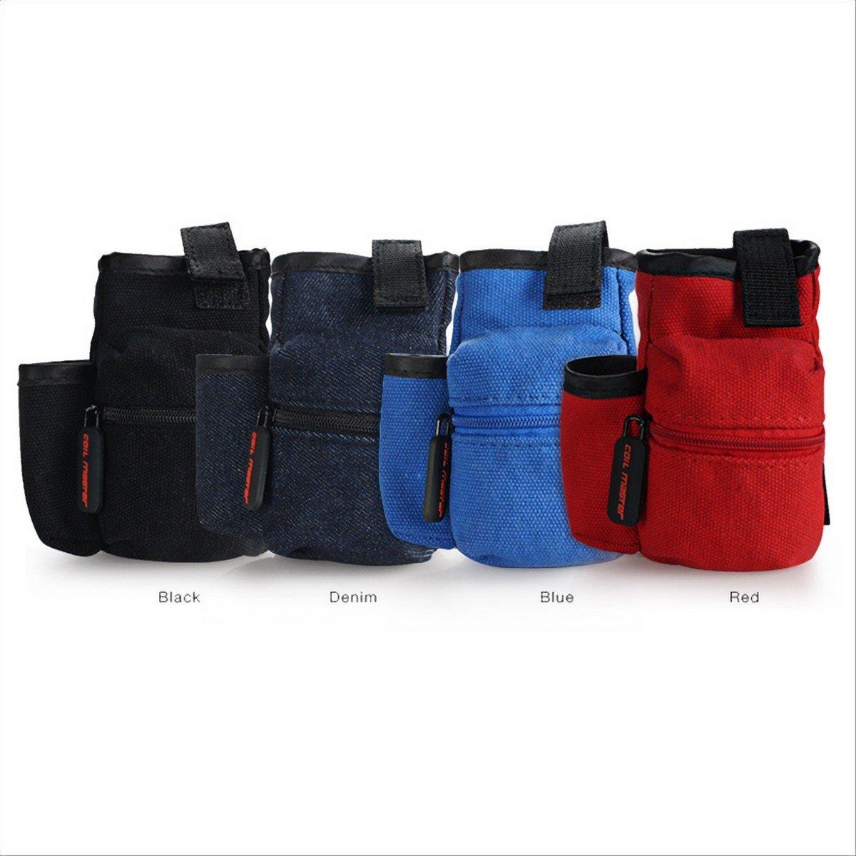 ... funciones de cigarrillos electrónicos Vape Travel Carrying Case Mini Vape llevar bolso para herramientas, líquidos, RDA RTA Atomizer Mods, baterías, ...