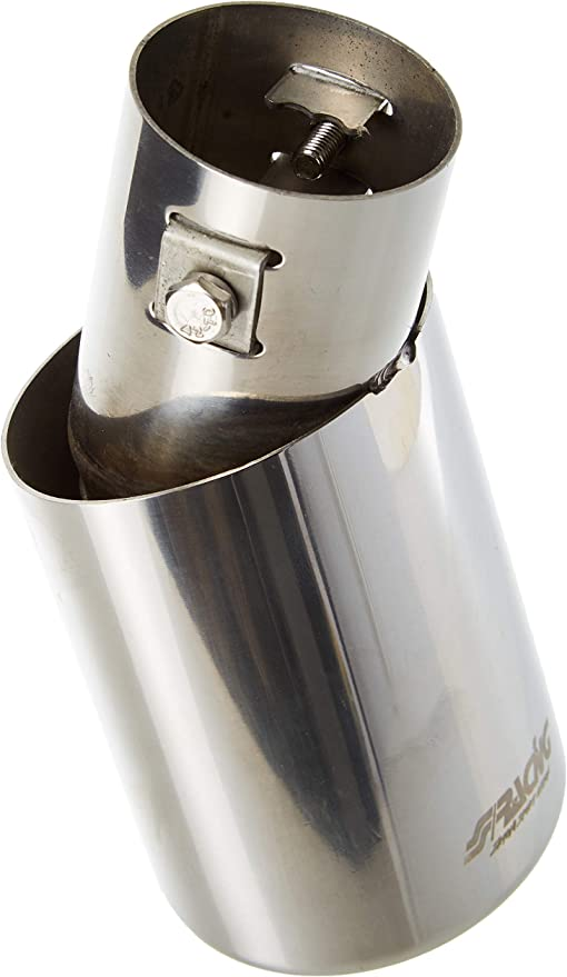 SIMONI RACING TRX/30 Cola Escape Universal, INOX