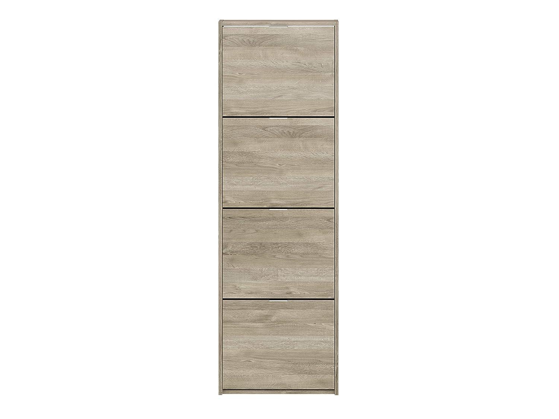 Movian Idro 3-Drawer Desk 56 x 110 x 73.5cm White