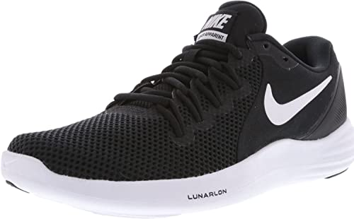 detailed look 813b0 4831b Amazon.com  Nike Lunar Apparent Mens Running Shoes  Road Run