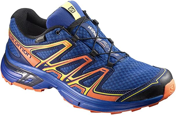 Salomon L39030100, Zapatillas de Trail Running para Hombre ...