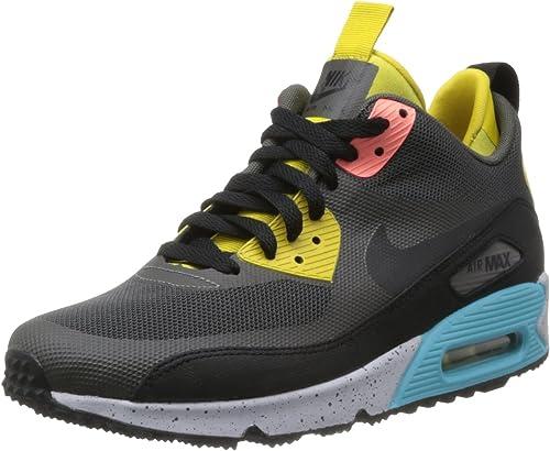 NIKE Uomo 616314-001 Nike Air Max 90 Sneakerboot Ns 42.5 EU ...