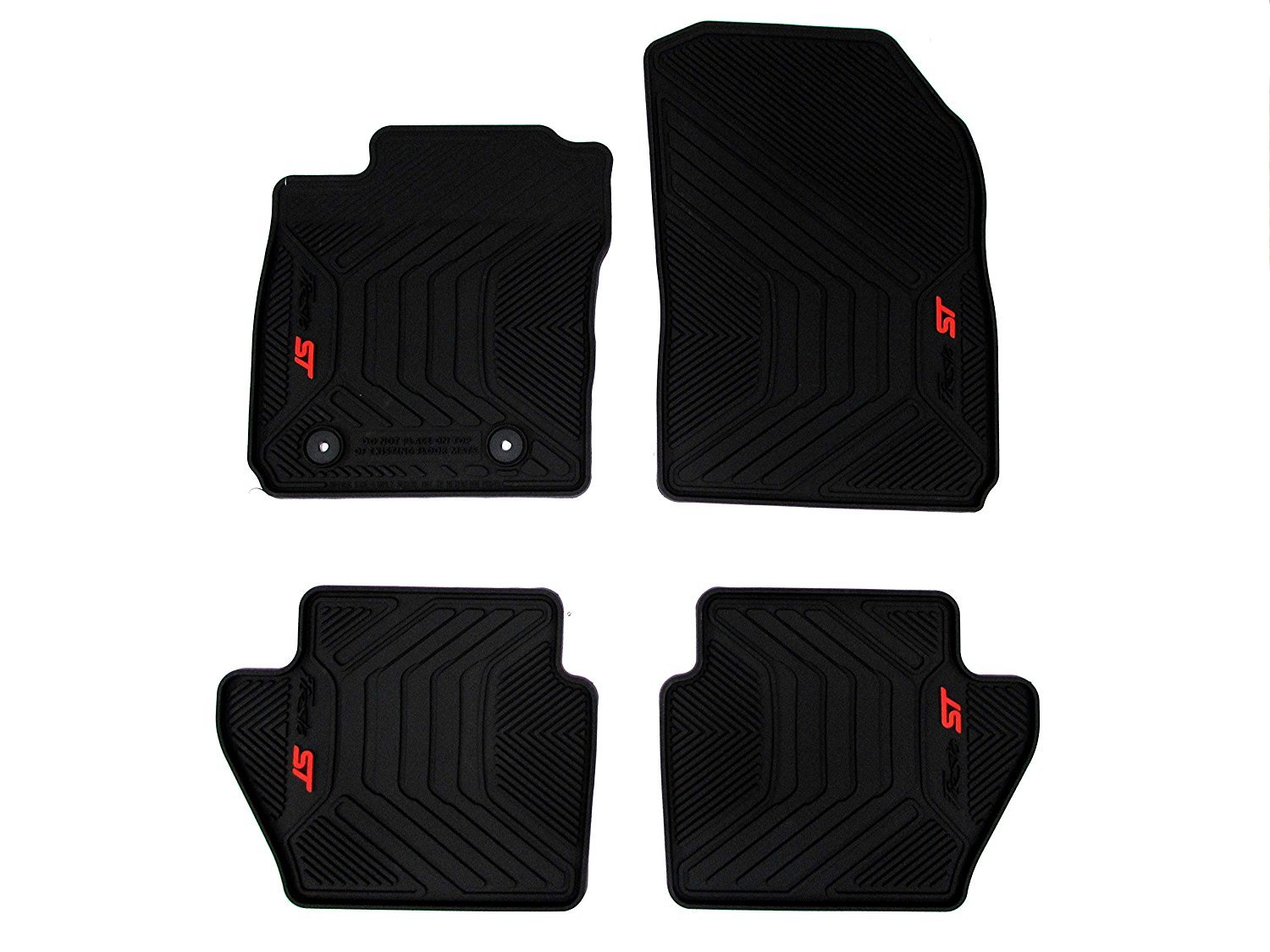 Amazon.com: Ford Genuine EE8Z-5413300-AA Floor Mat Fits Fiesta St Only:  Automotive