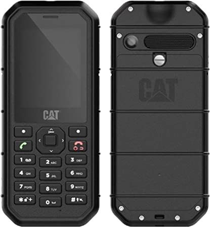 Caterpillar CAT B26 Black 2.4