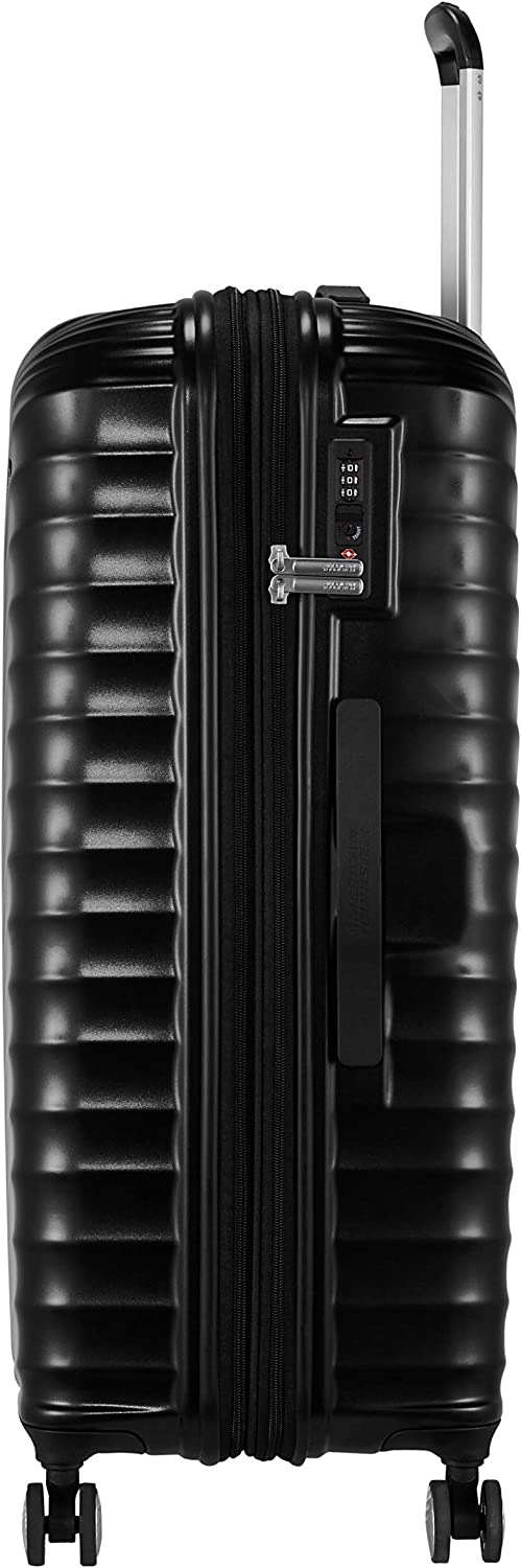 Spinner S Bagage cabine 35.5 L Argent 55 cm American Tourister Jetglam Metallic Silver