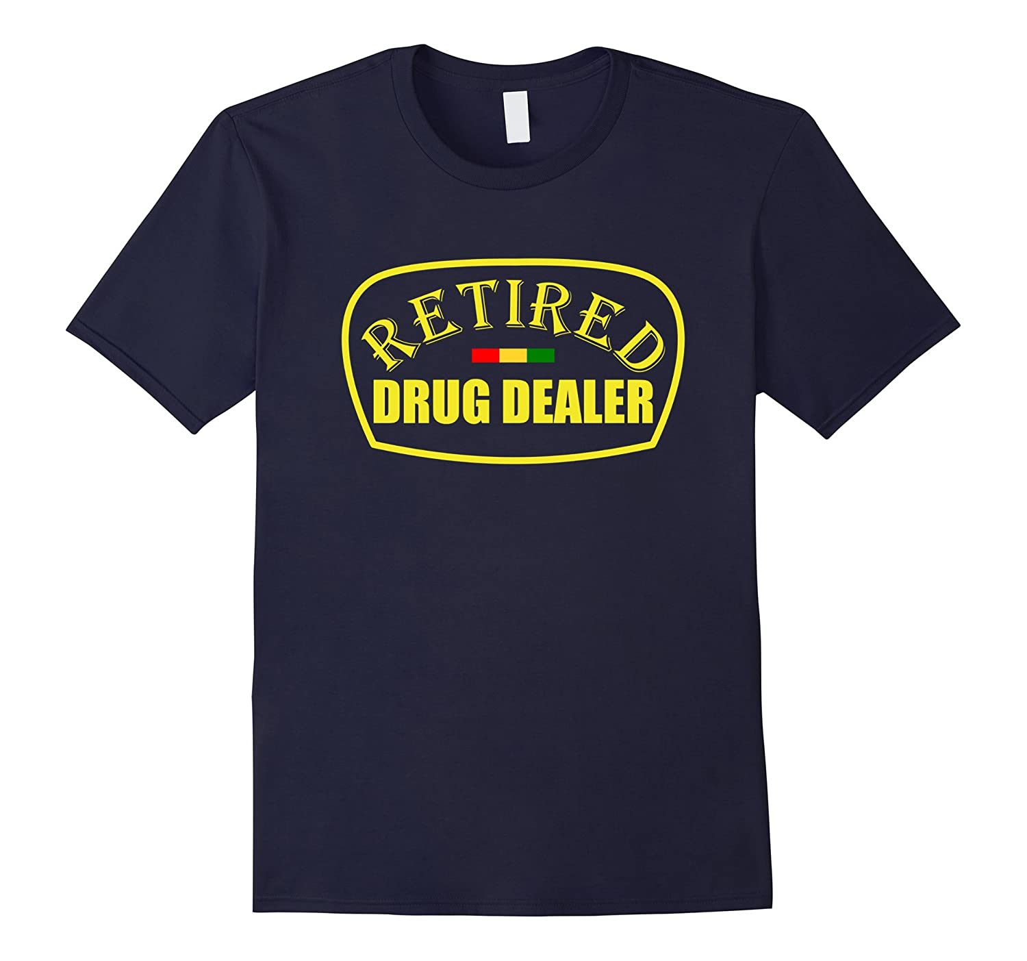 Retired Drug Dealer New Leaf T Shirt