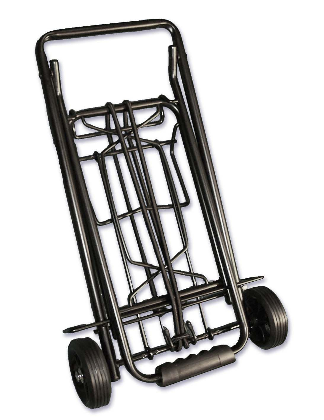 World's Best TravelKart Travel Luggage Cart, Black by World's Best