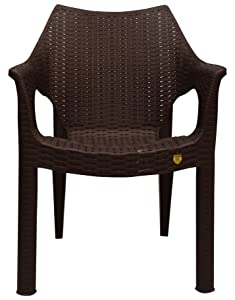 PRIMA - Columbia Chair (Brown Color).