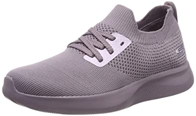 Skechers BOBS Women's Bobs Squad 2. Sock Fit Slip on Engineered Knit Memory  Foam Sneaker