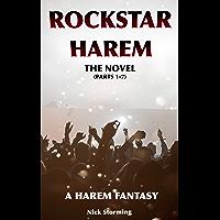 Rockstar Harem: The Novel (A Harem Fantasy) (English Edition)