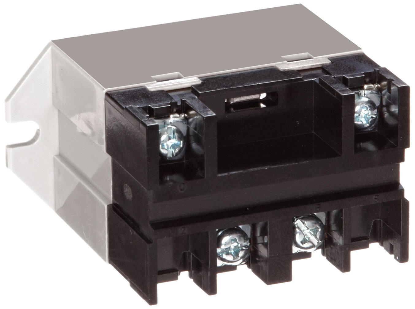 Omron G7L-1A-BUB-CB AC24 General Purpose Relay, Class B Insulation, Screw Terminal, Upper Bracket Mounting, Single Pole Single Throw Normally Open Contacts, 71 mA Rated Load Current, 24 VAC Rated Load Voltage