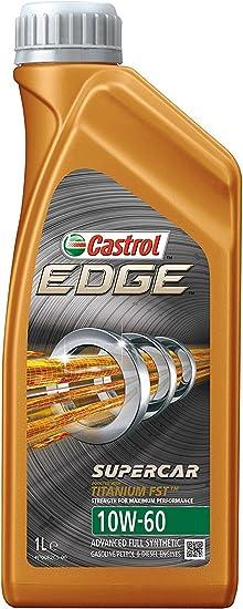 Castrol Edge Supercar 10w 60 Engine Oil 1l Auto