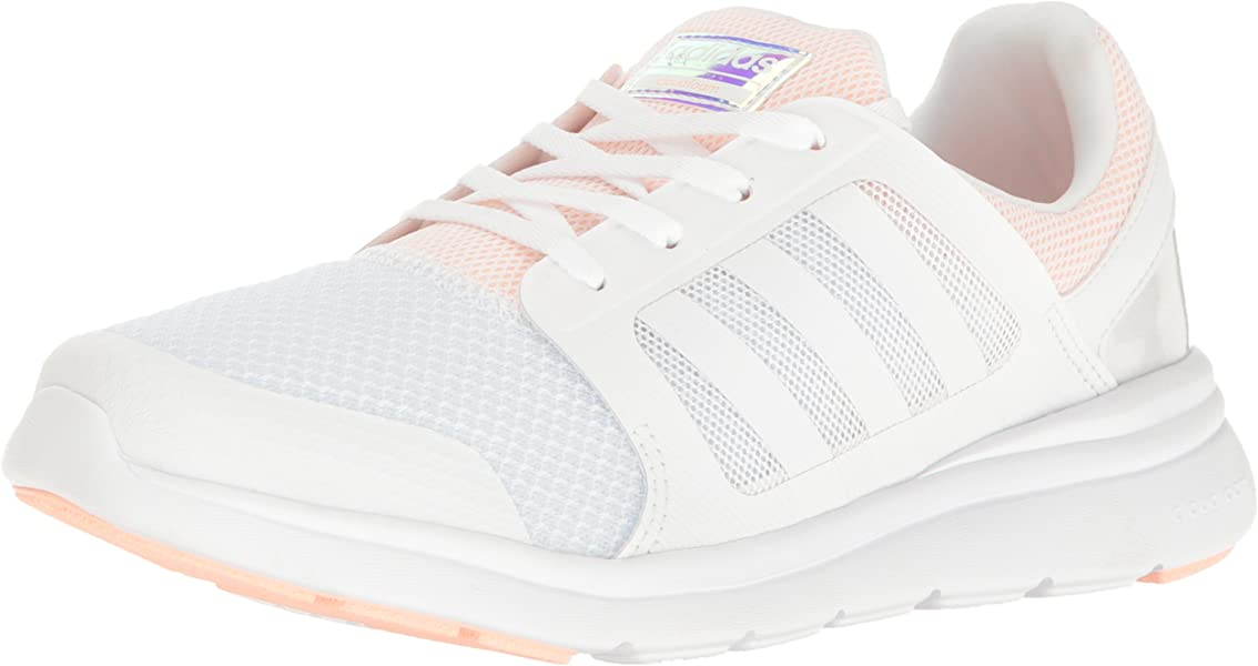 save off ff781 6c6e4 adidas Women s Cloudfoam XPRESSION W Running Shoe, White Haze Coral, 8.5 B  -. Back