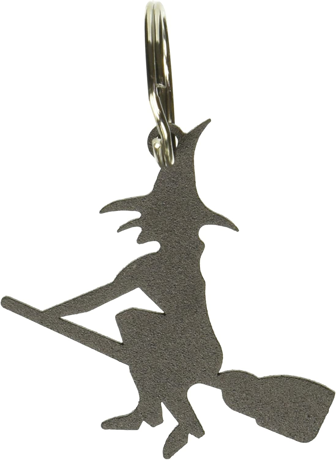 3.5 Inch Witch Key Chain