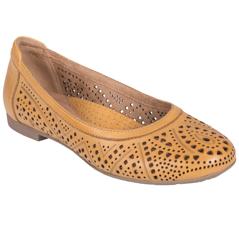 Earth Shoes Royale B07963J98K 5.5 B(M) US|Amber Yellow