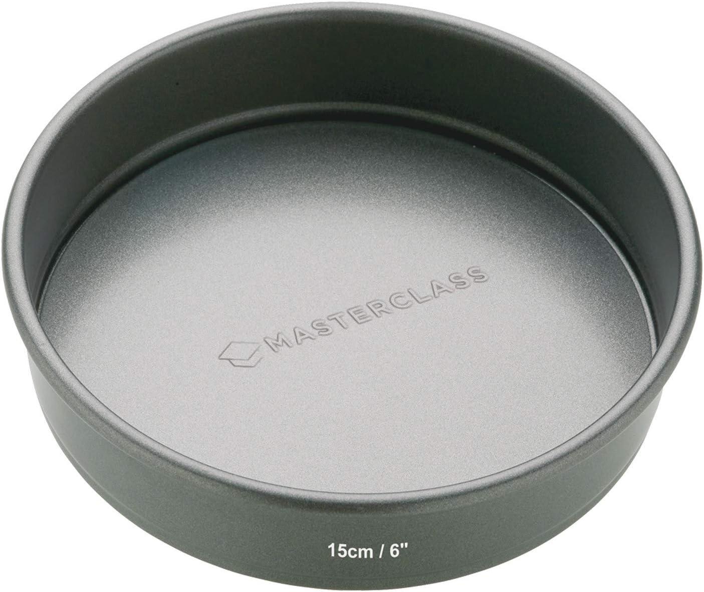 1 Kitchencraft Masterclass Backform 15cm mit losem Boden