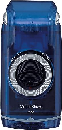 Rasoio portatile Braun PocketGo M60