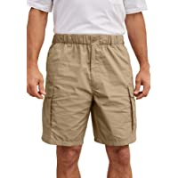 Amazon Best Sellers: Best Men's Big & Tall Cargo Shorts