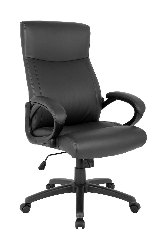 Sixbros Bürostuhl Chefsessel Drehstuhl Schreibtischstuhl Stoff